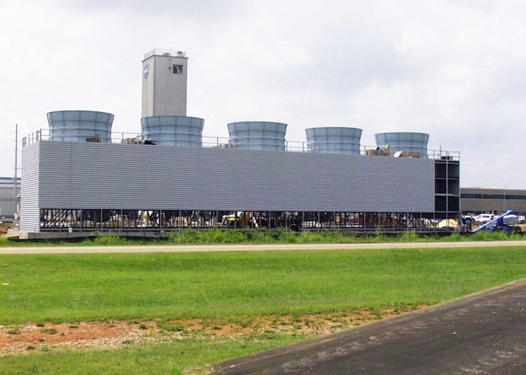 Marshall Space Flight Center Centralized Chiller Facility