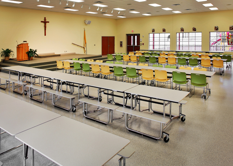 st patricks school cafeteria-web